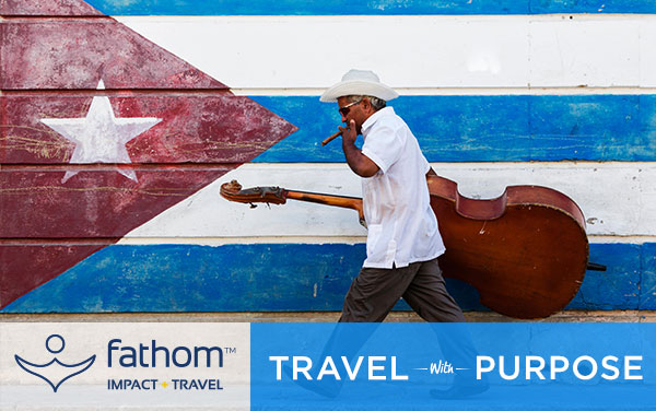 Fathom - Travel with Purpose