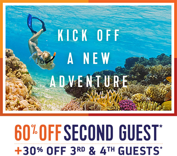 Royal Caribbean - Kick Off A New Adventure