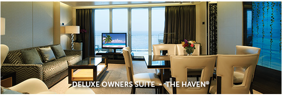 Deluxe Owners Suite - The Haven