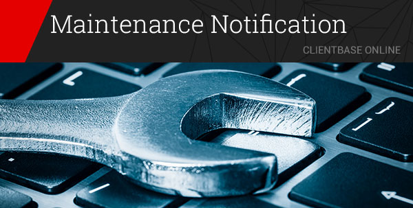 CBO Maintenance Header
