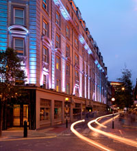 The May Fair Hotel Shopping